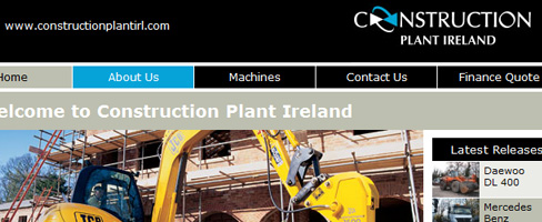 Construction Plant Ireland
