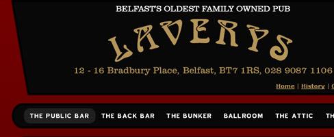 Laverys Belfast